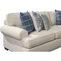 riley light brown  pc sectional