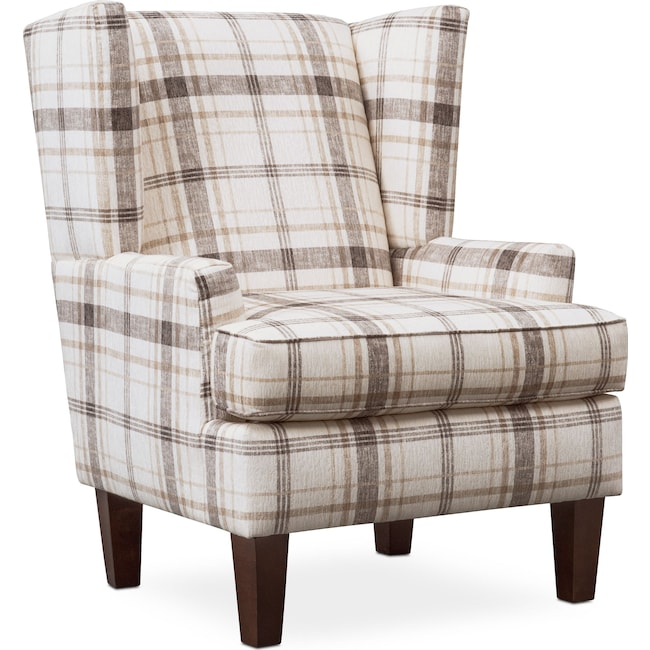 Living Room Furniture - Rowan Accent Chair