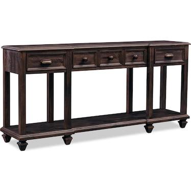 Roxboro Sofa Table