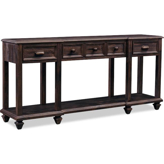 Accent and Occasional Furniture - Roxboro Sofa Table