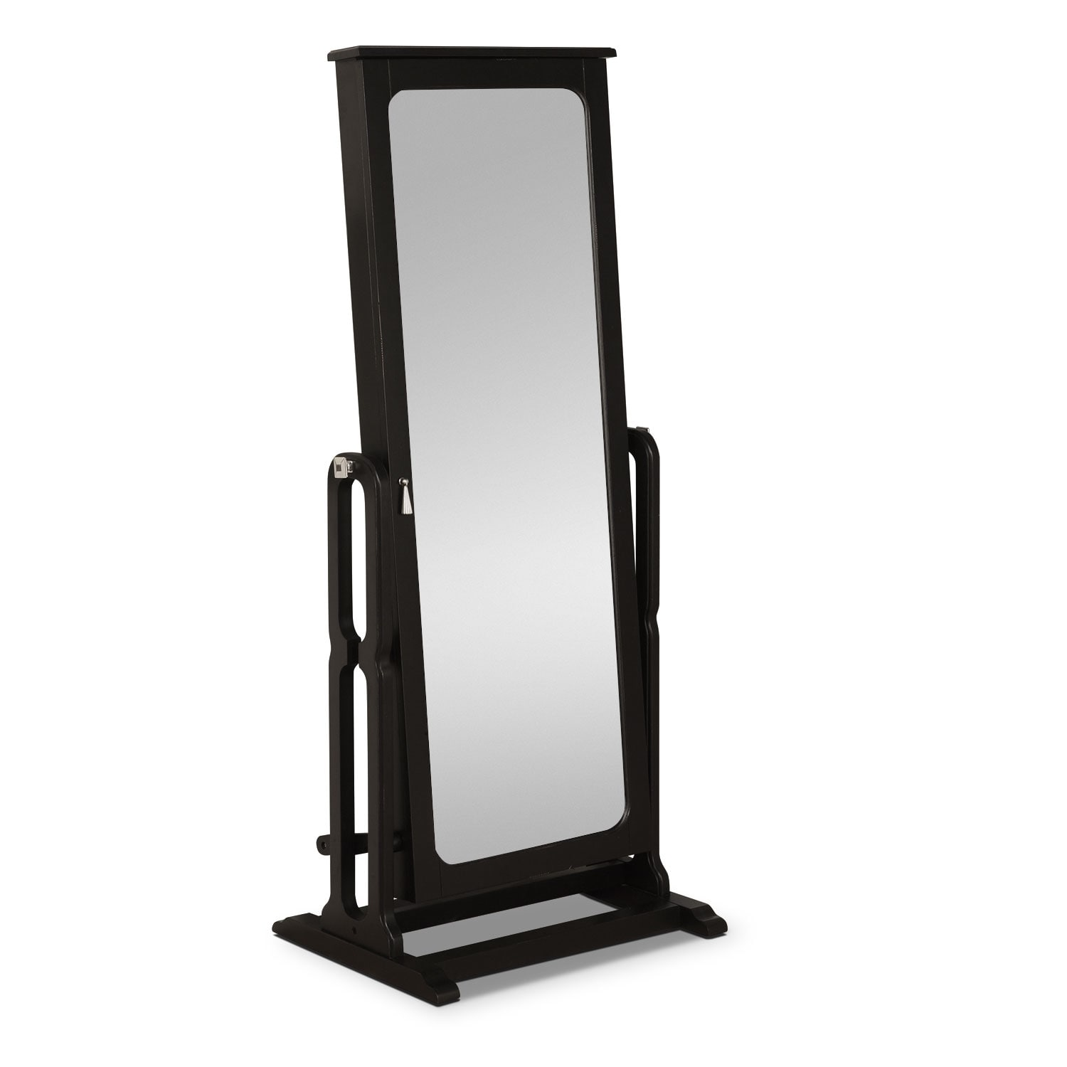 Bedroom Furniture - Sadie Cheval Storage Mirror