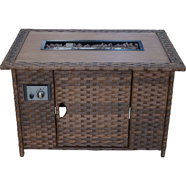Outdoor Furniture - Santa Cruz Fire Table