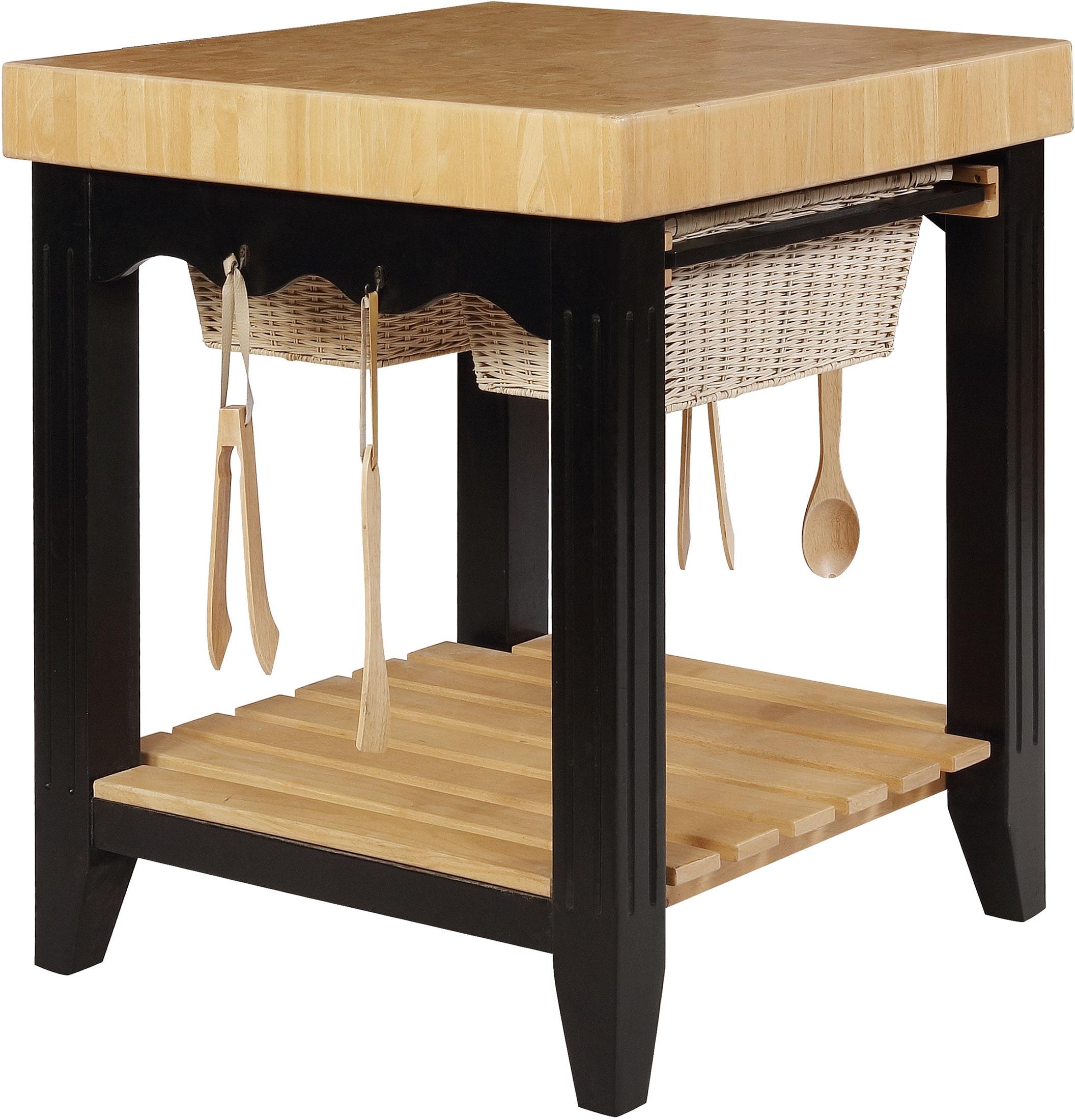 Dining Room Furniture - Savannah Kitchen Island