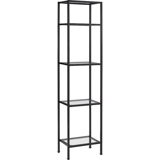 Home Office Furniture - Shea Narrow Bookcase