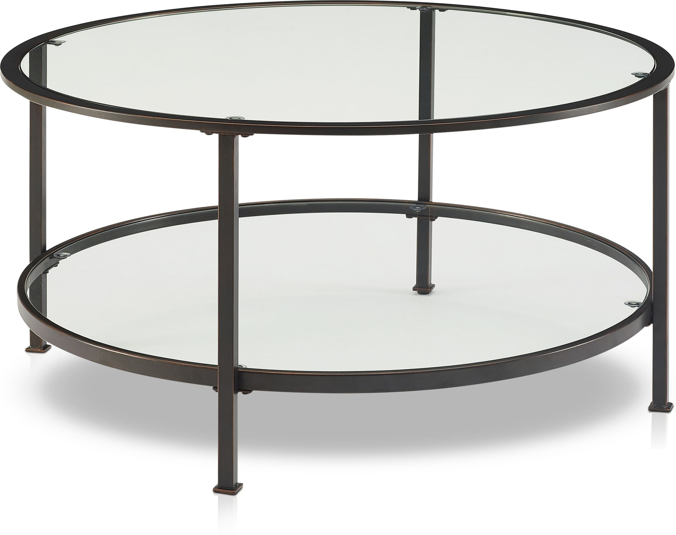 Accent and Occasional Furniture - Shea Coffee Table