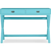 shelby blue desk