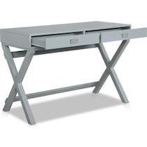 shelby gray desk