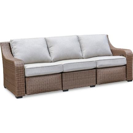 Shoreline Outdoor Reclining Sofa