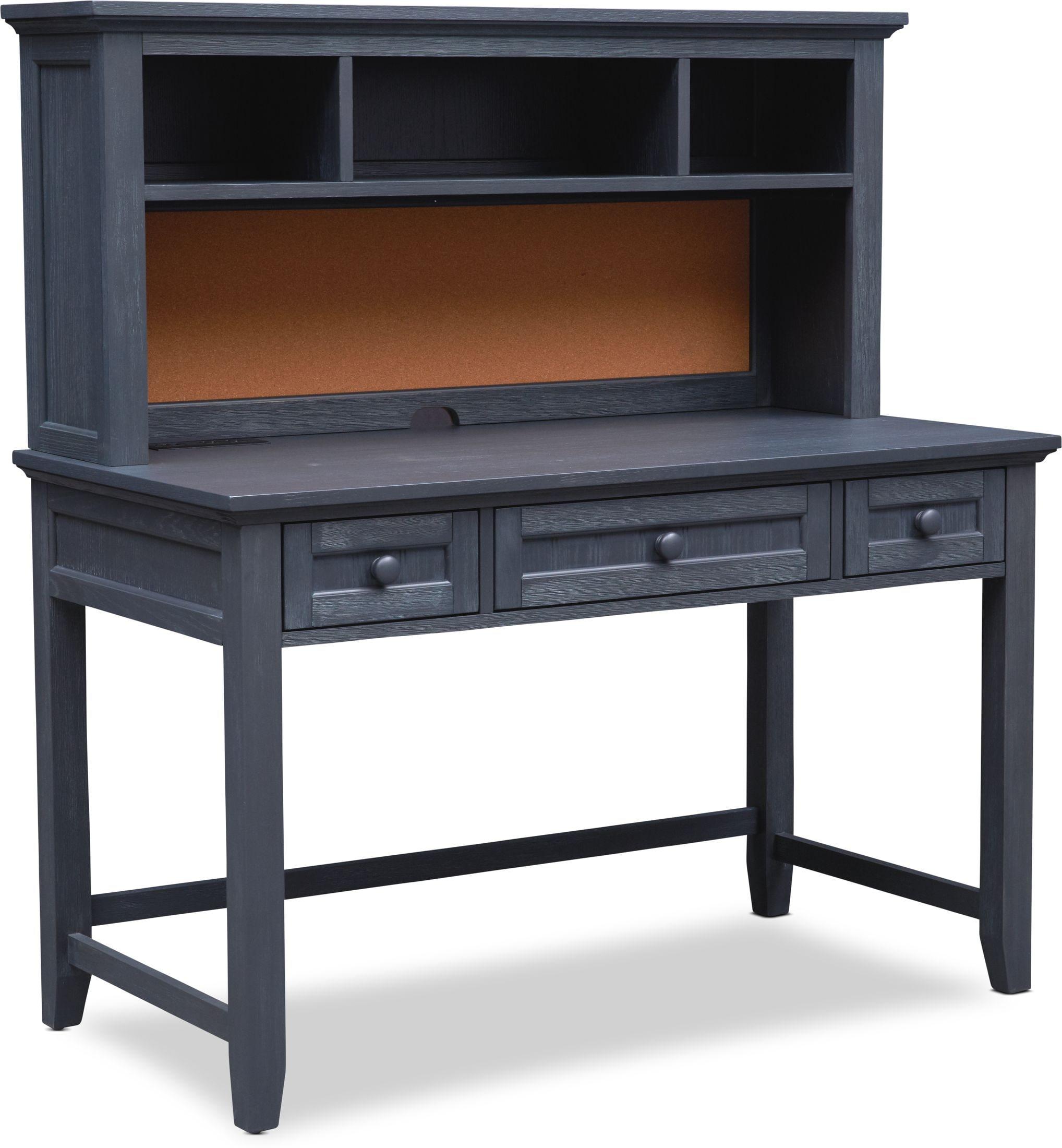 Kids Furniture - Sidney Desk and Hutch