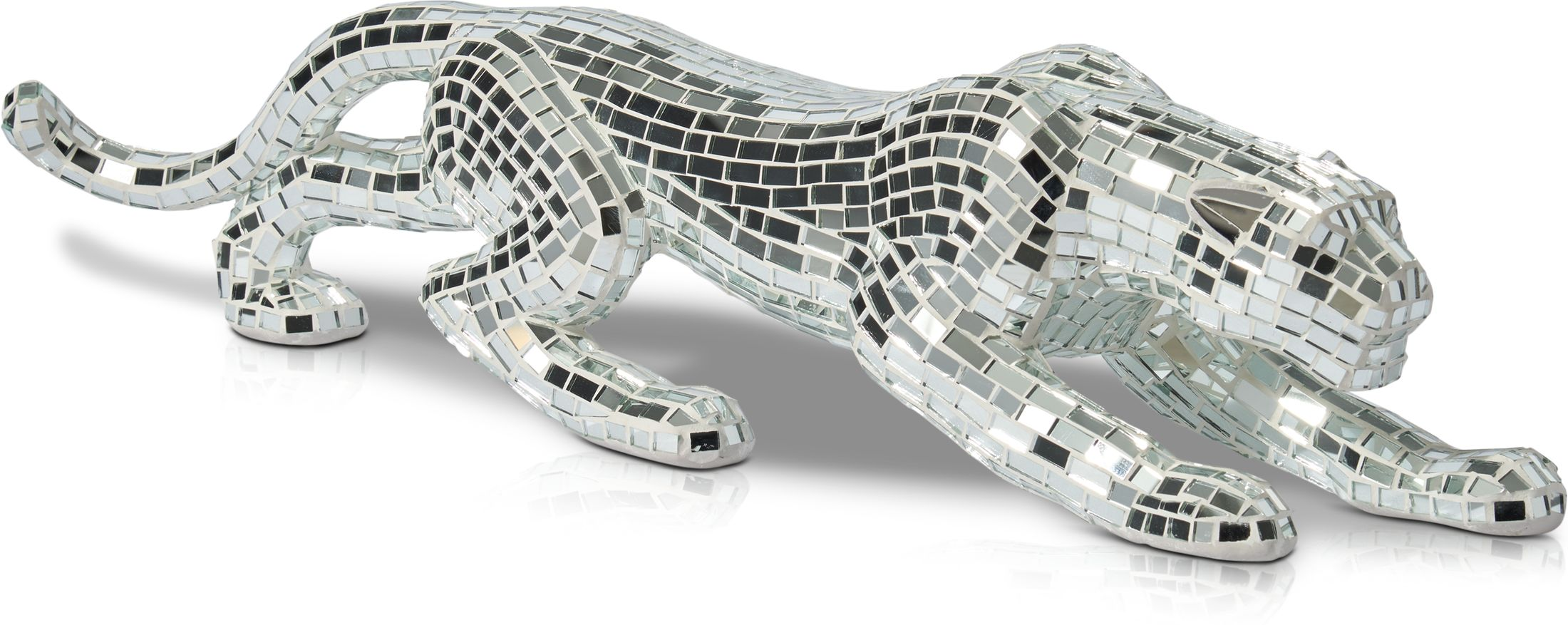 Home Accessories - Large Mirror Panther