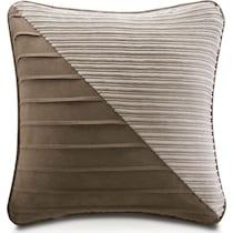 sonia light brown king bedding set