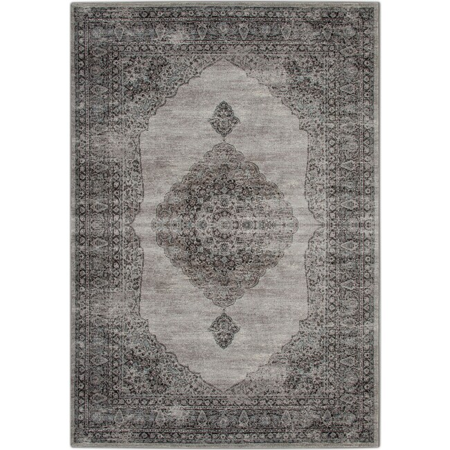 Rugs - Sonoma Area Rug - Black