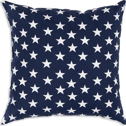 Stars Indoor/Outdoor Pillow