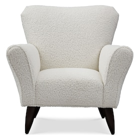 Kady Patterned Accent Chair