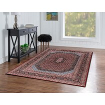 theilson red area rug ' x '