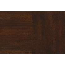 toronto dark brown media chest