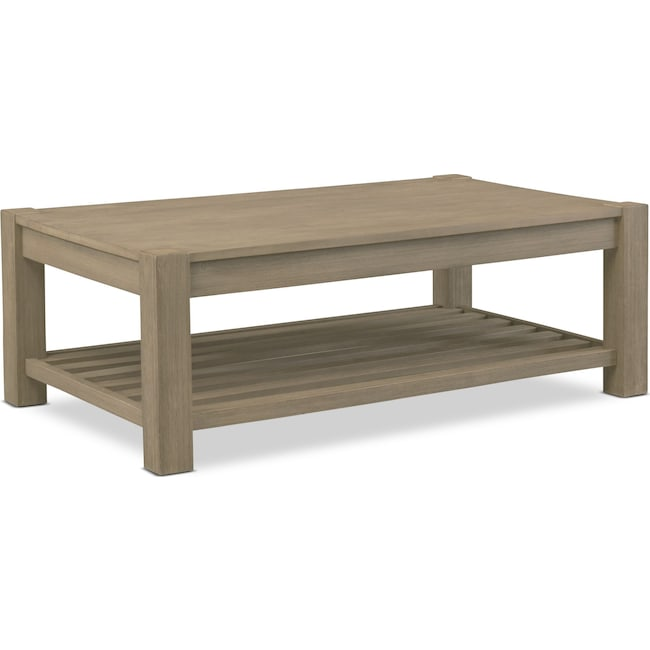 Accent and Occasional Furniture - Tribeca Coffee Table