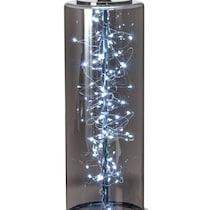 twinkle gray table lamp