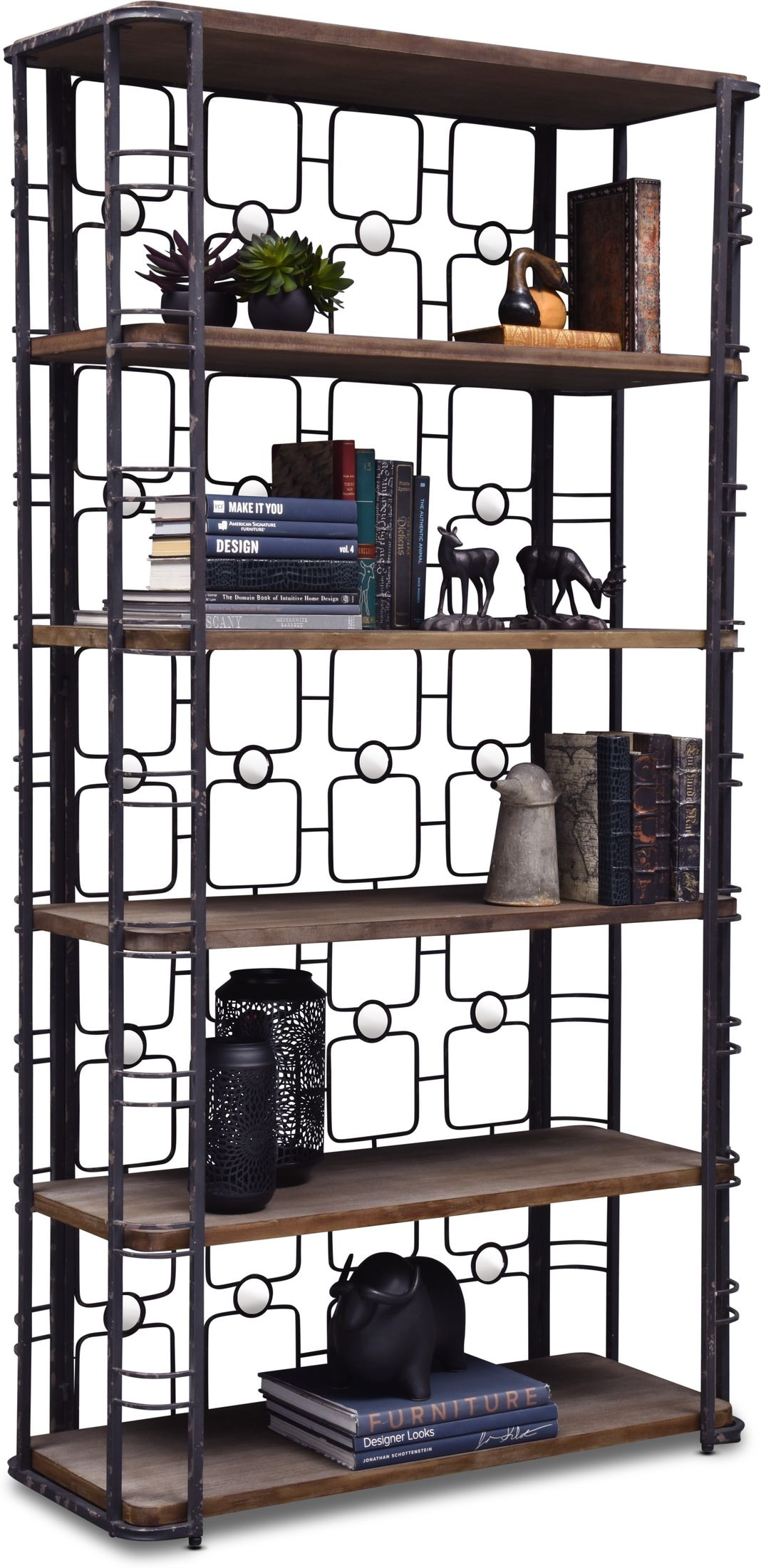 Home Office Furniture - Veronica Bookcase