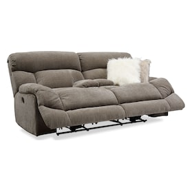 Wave Manual Reclining Loveseat