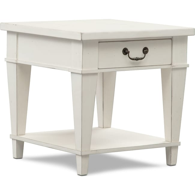 Accent and Occasional Furniture - Waverly End Table