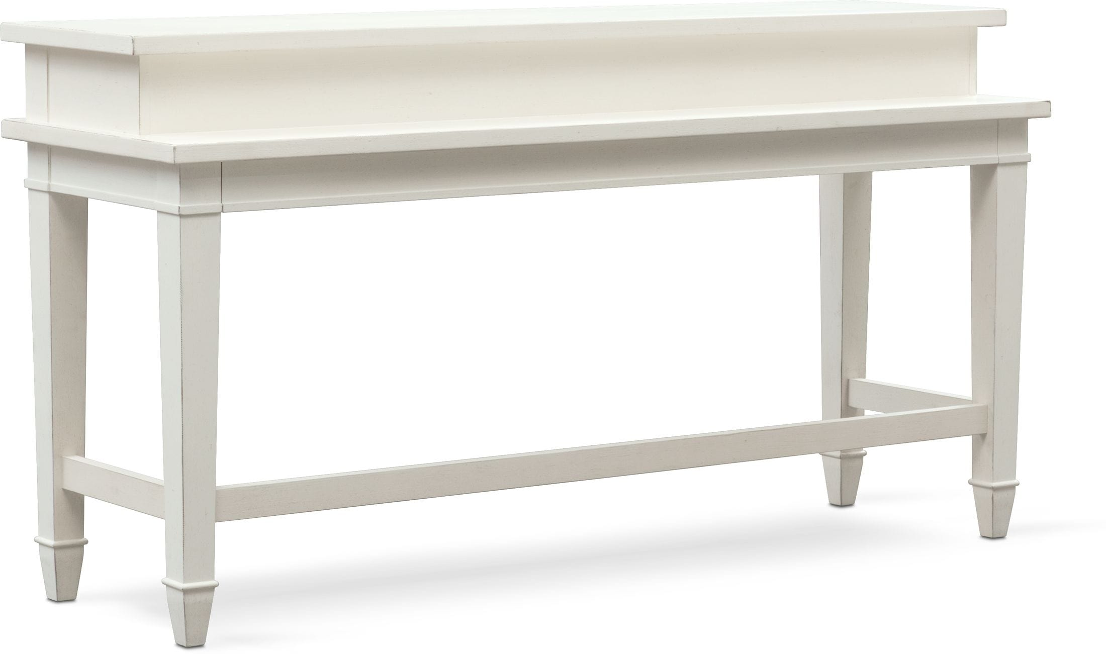 Accent and Occasional Furniture - Waverly Sofa Table