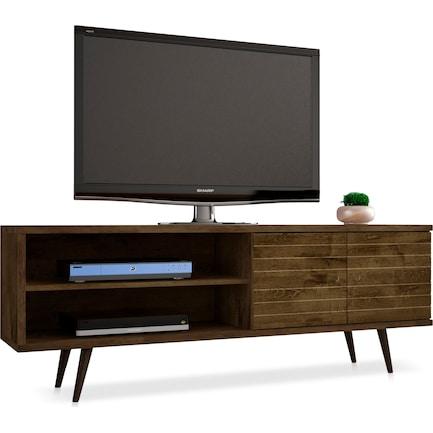 "Webb 63"" Mid-Century TV Stand - Brown"