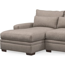 winston gray  pc sectional