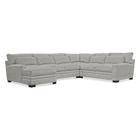 Winston 4-Piece Sectional with Chaise