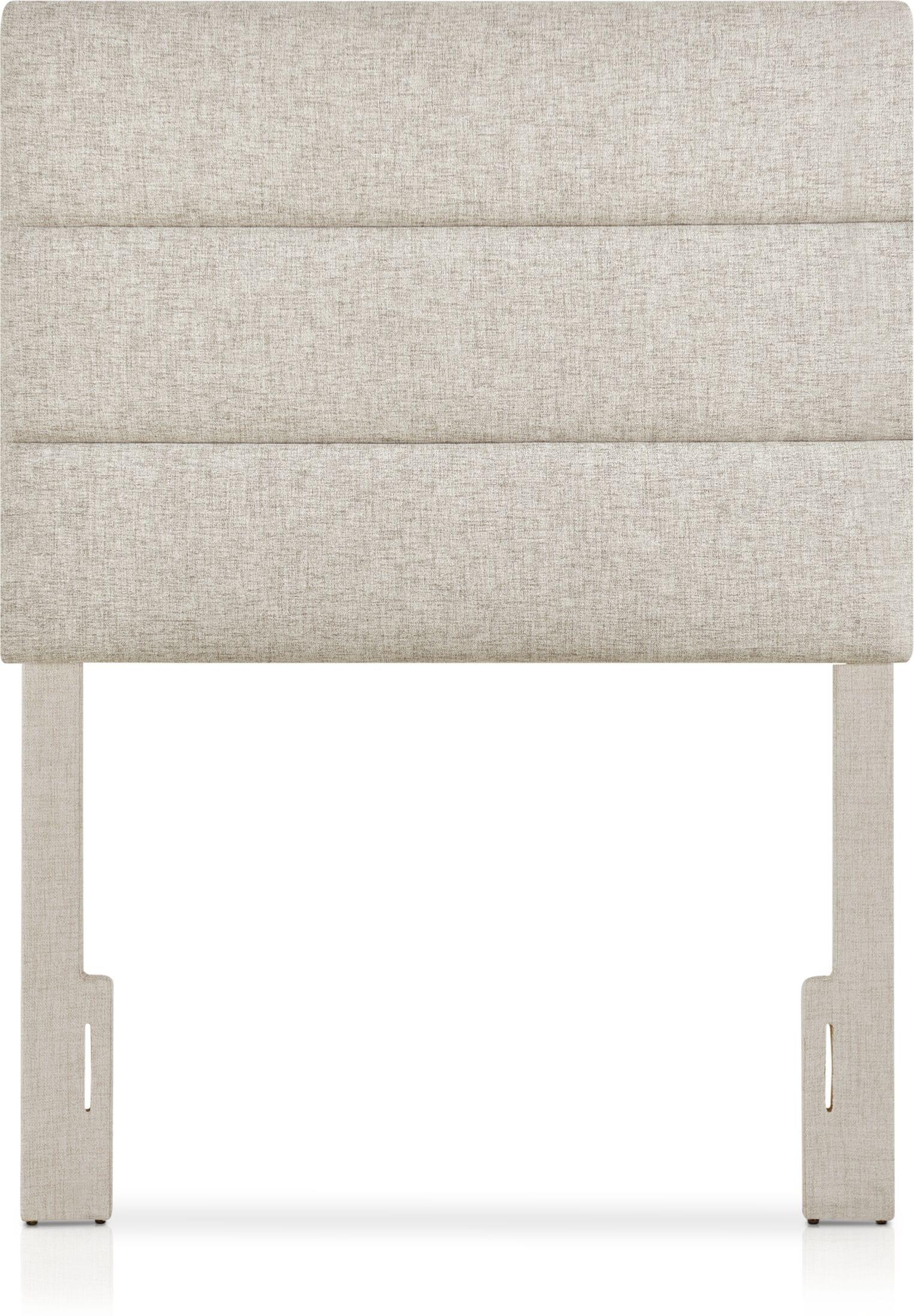 Bedroom Furniture - Wren Upholstered Headboard