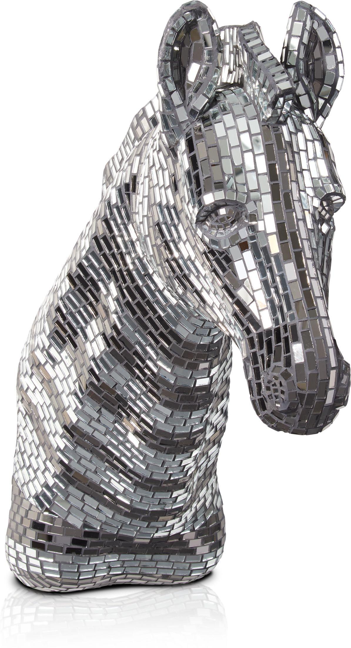 Home Accessories - Zebra Head Wall Art